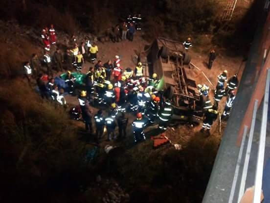 Accidente San Fernando